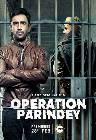 Operation Parindey (2020) Hindi WEB-DL 480p & 720p Gdrive