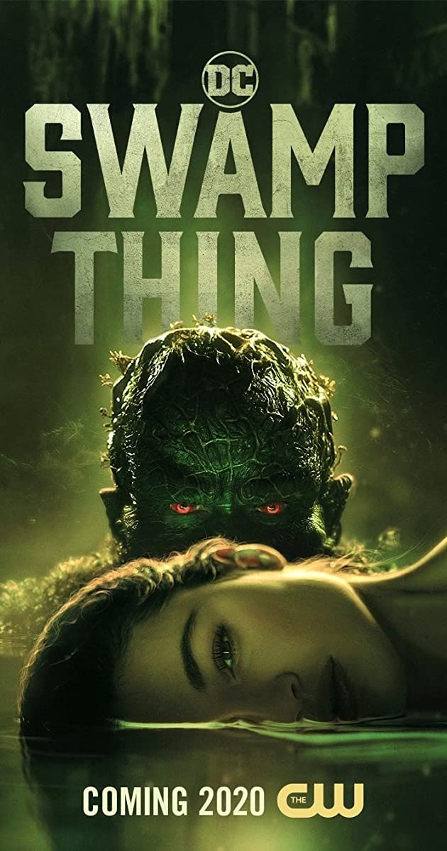 Swamp Thing (Season 1) Episode 1-5 Hindi Dubbed 720p Web-DL 500MB Free Download