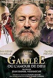Galilée ou L'amour de Dieu Poster