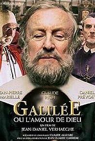 Primary photo for Galilée ou L'amour de Dieu
