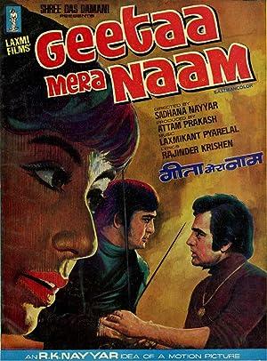 Geetaa Mera Naam movie, song and  lyrics