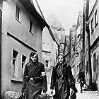 Hildegard Knef and Oskar Werner in Decision Before Dawn (1951)