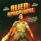Bruce Campbell in Alien Apocalypse (2005)