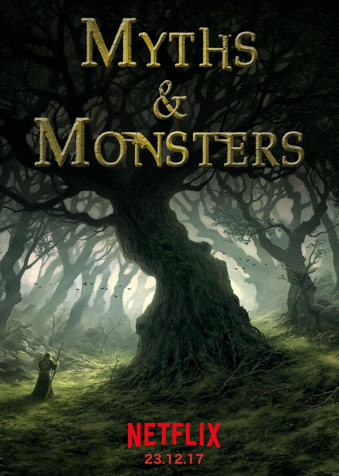 Myths & Monsters (TV Series 2017– ) - IMDb