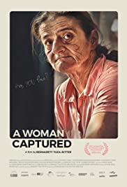 A Woman Captured Poster