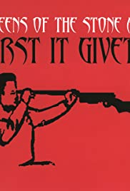 Queens of the Stone Age - First It Giveth Poster