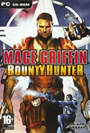 Mace Griffin Bounty Hunter Poster