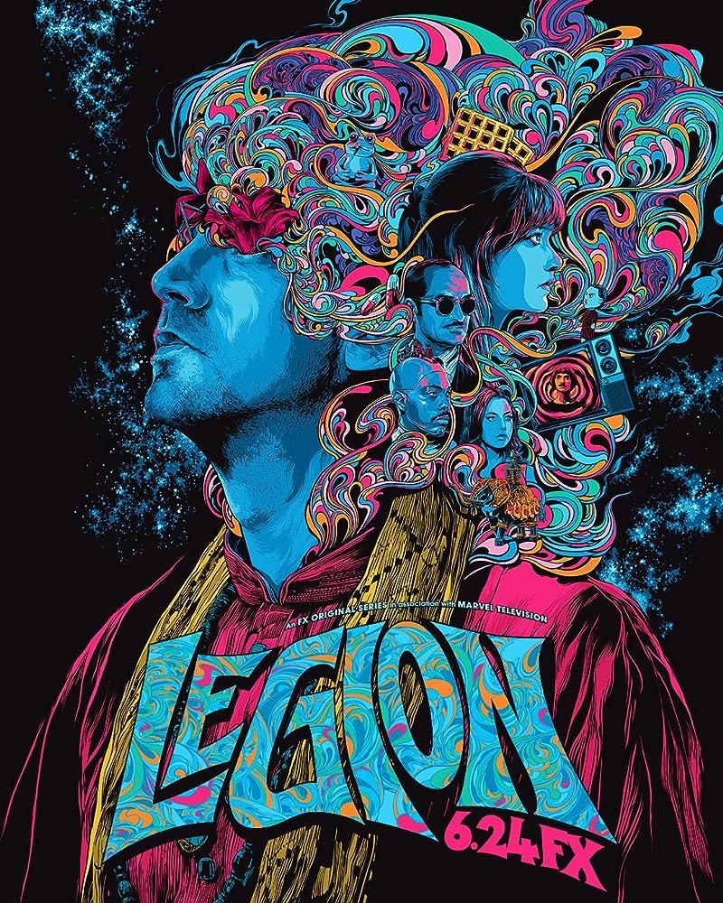 Legion S1 (2017) Subtitle Indonesia