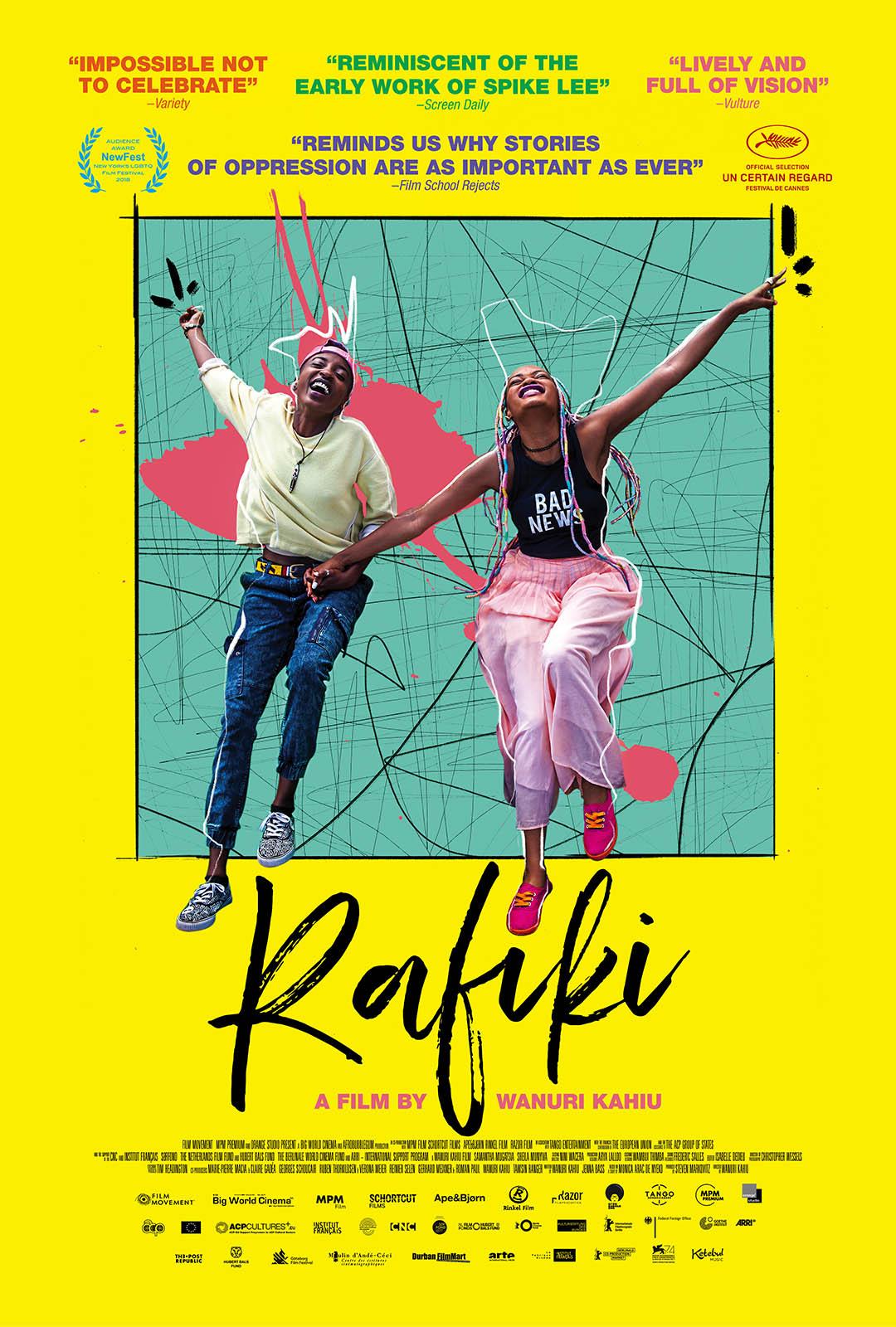 Rafiki (2018) - IMDb
