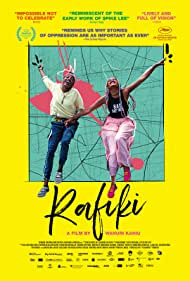 Samantha Mugatsia and Sheila Munyiva in Rafiki (2018)