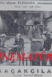 Kaçakçilar Poster