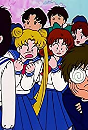 The Return of Sailor Moon Poster