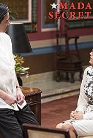 Téa Leoni and Joel de la Fuente in Madam Secretary (2014)