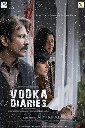 Vodka Diaries Cartel de la película