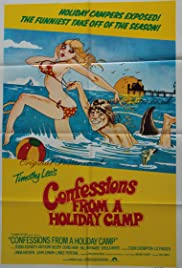 Confessions of a Summer Camp Councillor (1977) Poster - Movie Forum, Cast, Reviews