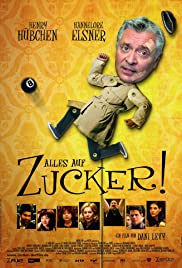 Go for Zucker Poster