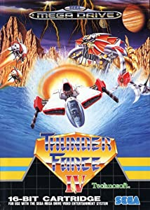 Thunder Force IV 720p torrent