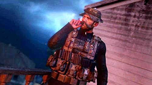 Call Of Duty: Black Ops 4: Classic Captain Price Blackout Character