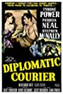 Diplomatic Courier (1952) Poster