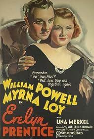 Evelyn Prentice (1934) Poster - Movie Forum, Cast, Reviews