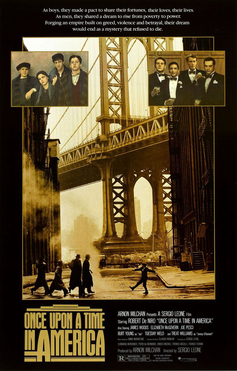 music from once upon a time in america