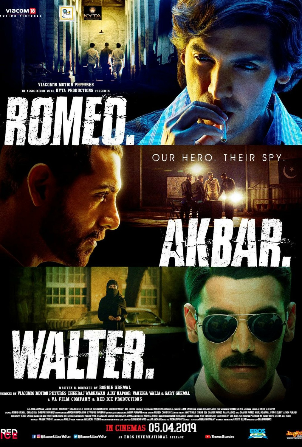 o filmywap movie 2019 Romeo Akbar Walter 2019 IMDb
