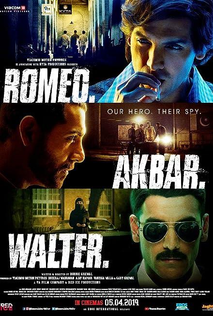 Film: Romeo Akbar Walter