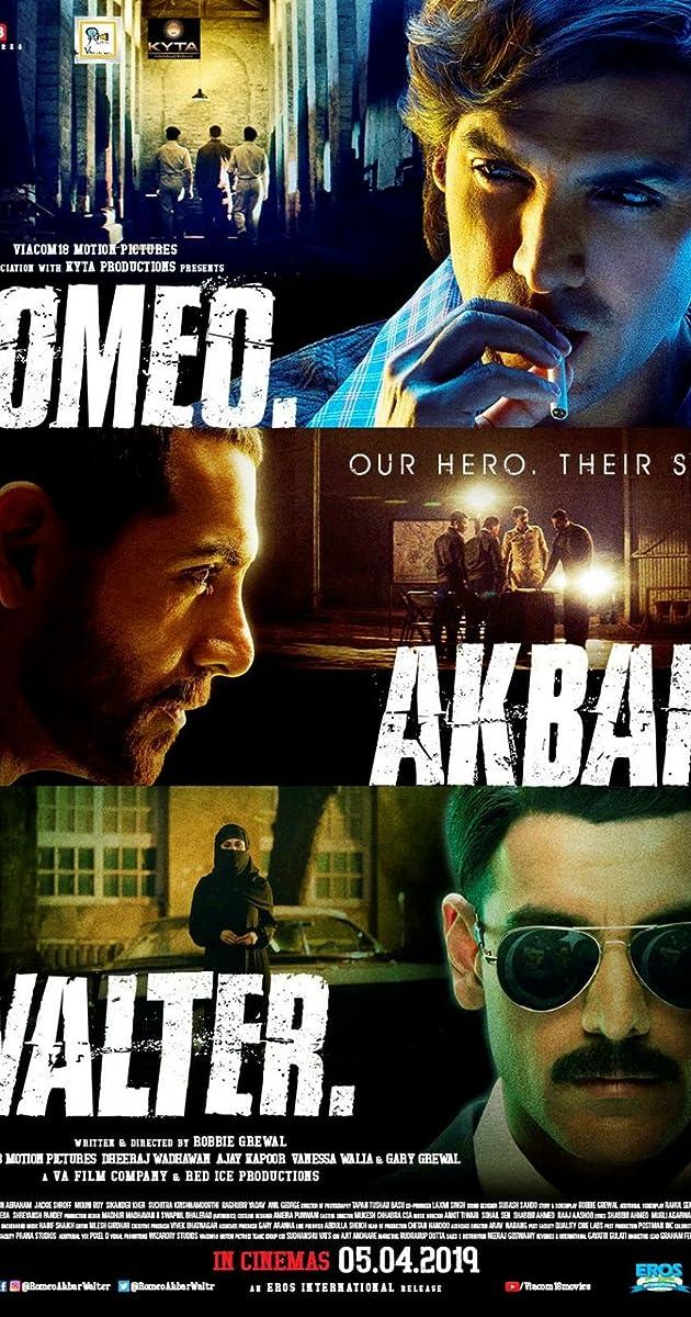 Romeo Akbar Walter (2019) - IMDb
