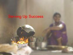 Serving Up Success