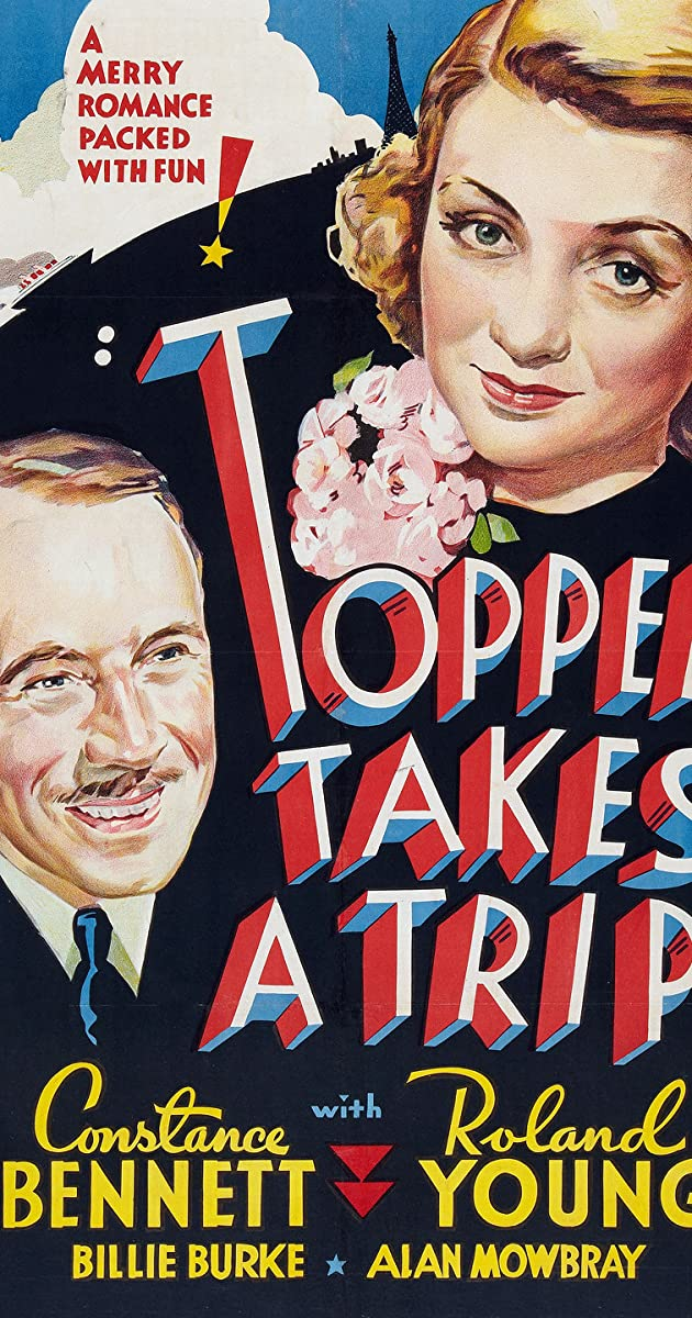 Subtitle of Topper Takes a Trip