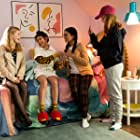 Momona Tamada, Malia Baker, Shay Rudolph, and Sophie Grace in The Baby-Sitters Club (2020)