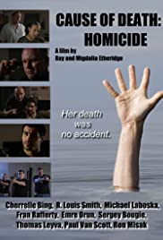 Cause of Death: Homicide Poster