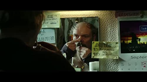 Washed-up Richard Thorncroft peaked with hit 1980s detective show Mindhorn, playing the titular Isle of Man sleuth with a robotic eye that allowed him to literally 'see the truth.' Decades later, when a deranged Manx criminal demands Mindhorn as his nemesis, Thorncroft returns to the scene of his greatest triumphs for one last chance to reignite his glory days, professional credibility and even romance with former co-star/paramour Patricia Deville.