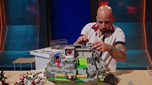 Lego Masters: Aaron & Christian Are Taking Big Risks