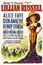 Lillian Russell (1940) Poster