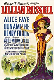 Lillian Russell (1940) Poster - Movie Forum, Cast, Reviews