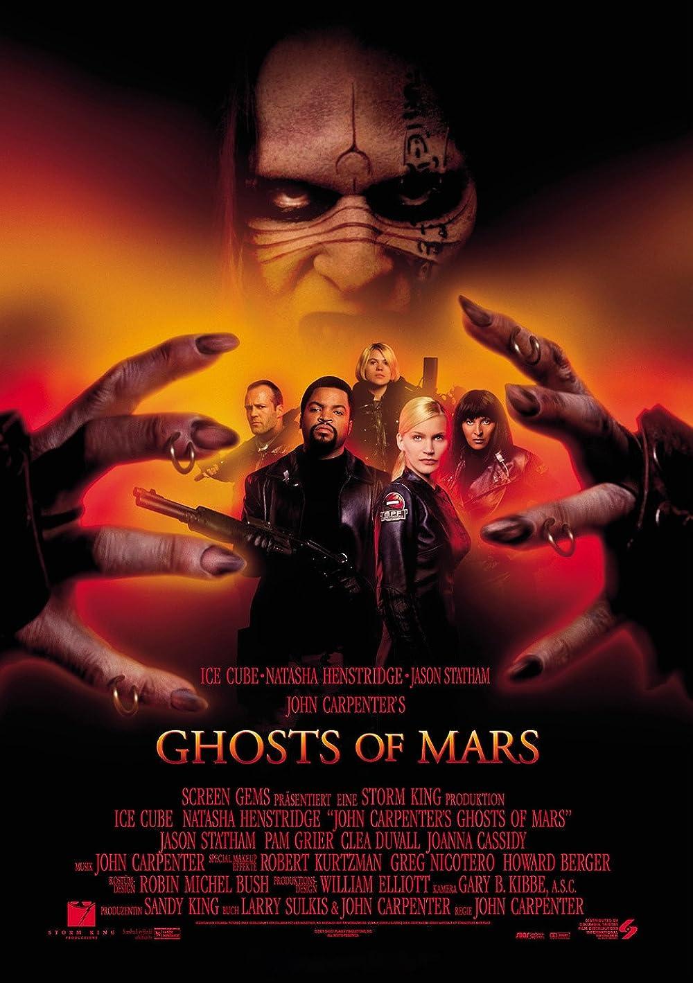 Ghosts of Mars (2001) - IMDb