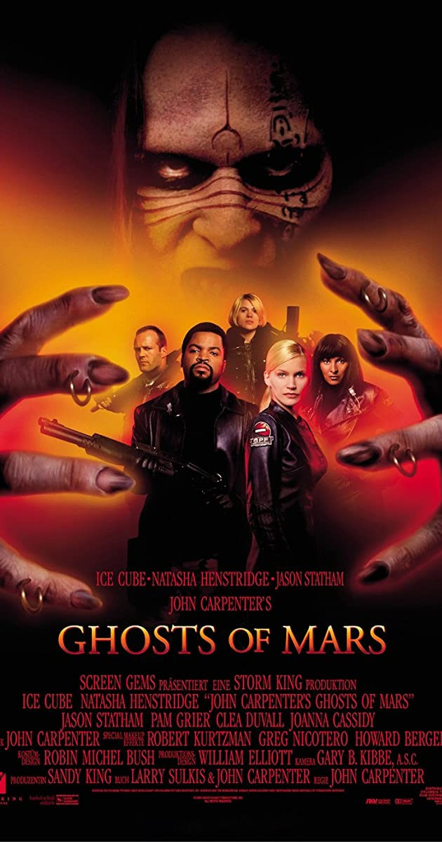 Watch Full HD Movie Ghosts of Mars (2001)