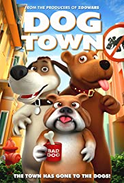 Dog Town Poster