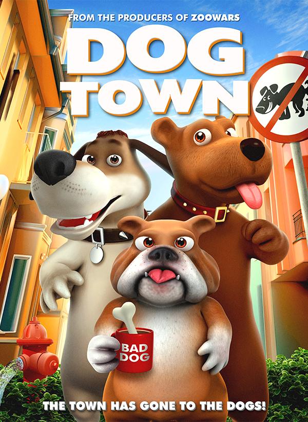 Dog Town (2019) WEBRip 720p