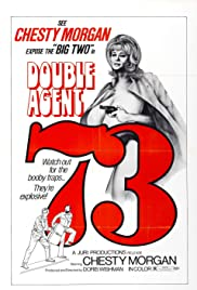 Double Agent 73 (1974) Poster - Movie Forum, Cast, Reviews