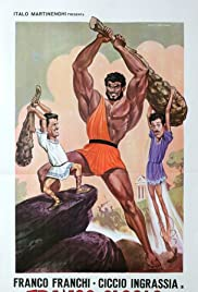 Hercules in the Valley of Woe Poster