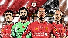 Liverpool v. Manchester City