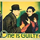 Ralph Bellamy and Rita La Roy in One Is Guilty (1934)