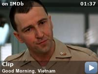 is good morning vietnam a true story