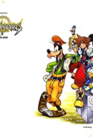 Kingdom Hearts Re: coded Poster