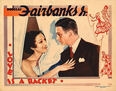 Love Is a Racket by William A. Wellman