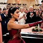 Vanessa Hudgens and Sam Palladio in The Princess Switch (2018)