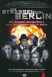 Die Straßen von Berlin Poster