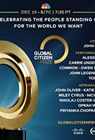 Global Citizen Prize (2020)